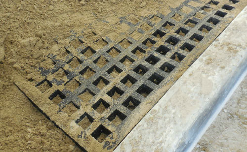 Agri Comfort Agri Grid Bedding Saver keeps Cows from Digging Holes and Throwing Sand