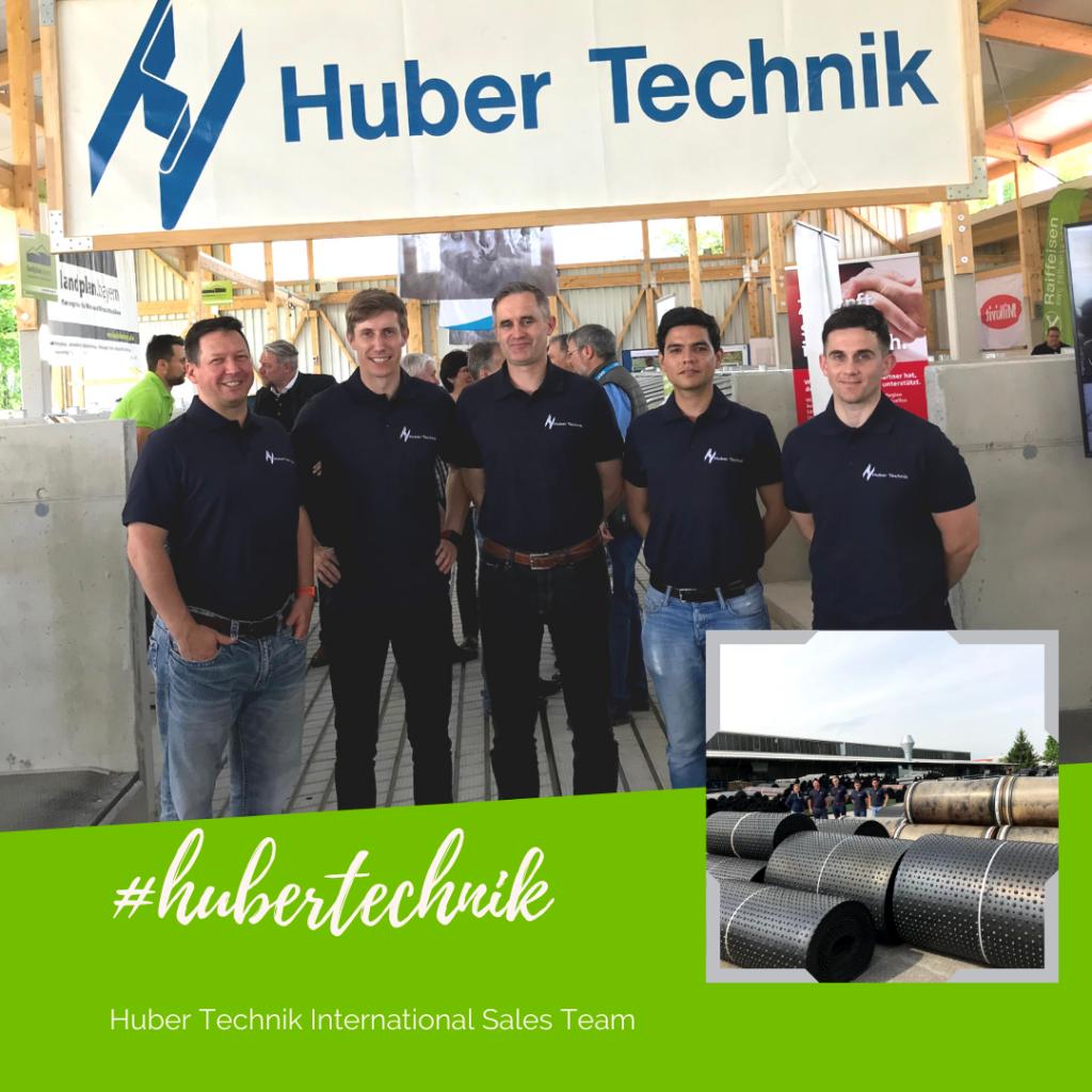 Huber Technik Comfort Flooring Cow Mattress Cow Rubber Mat
